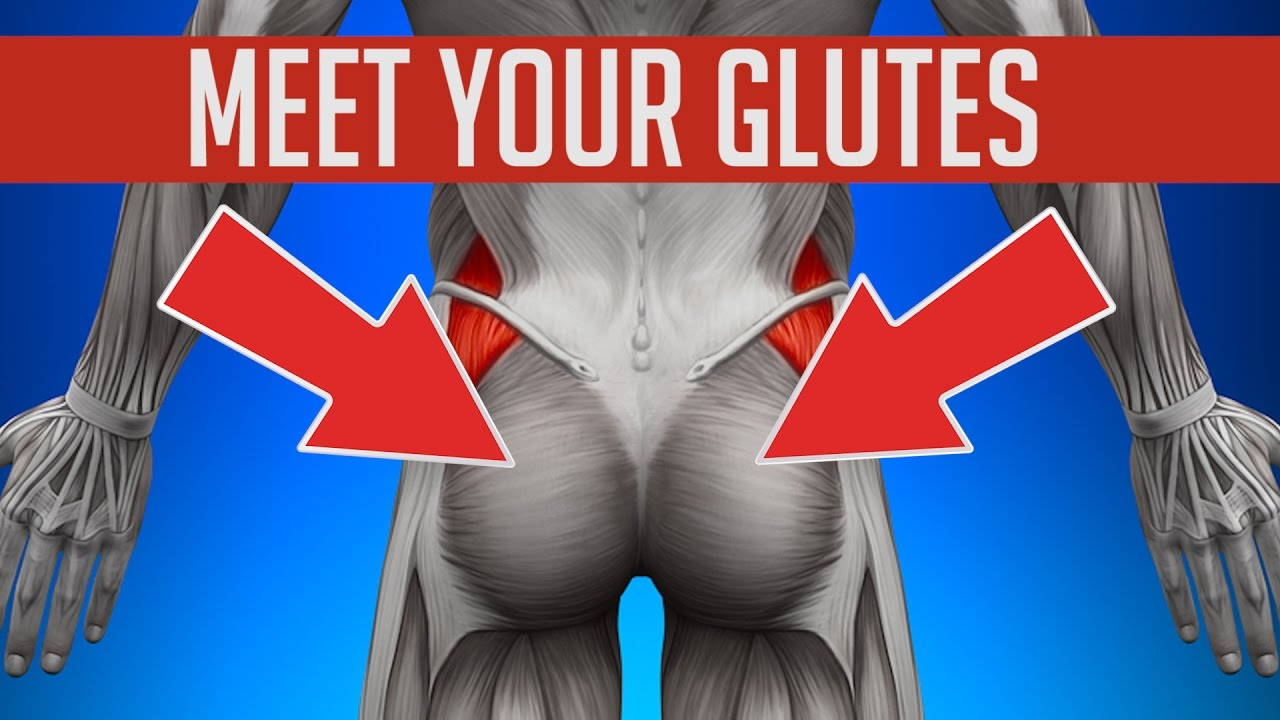 GLUTES - How to Unlock & Grow Your Glute Muscles