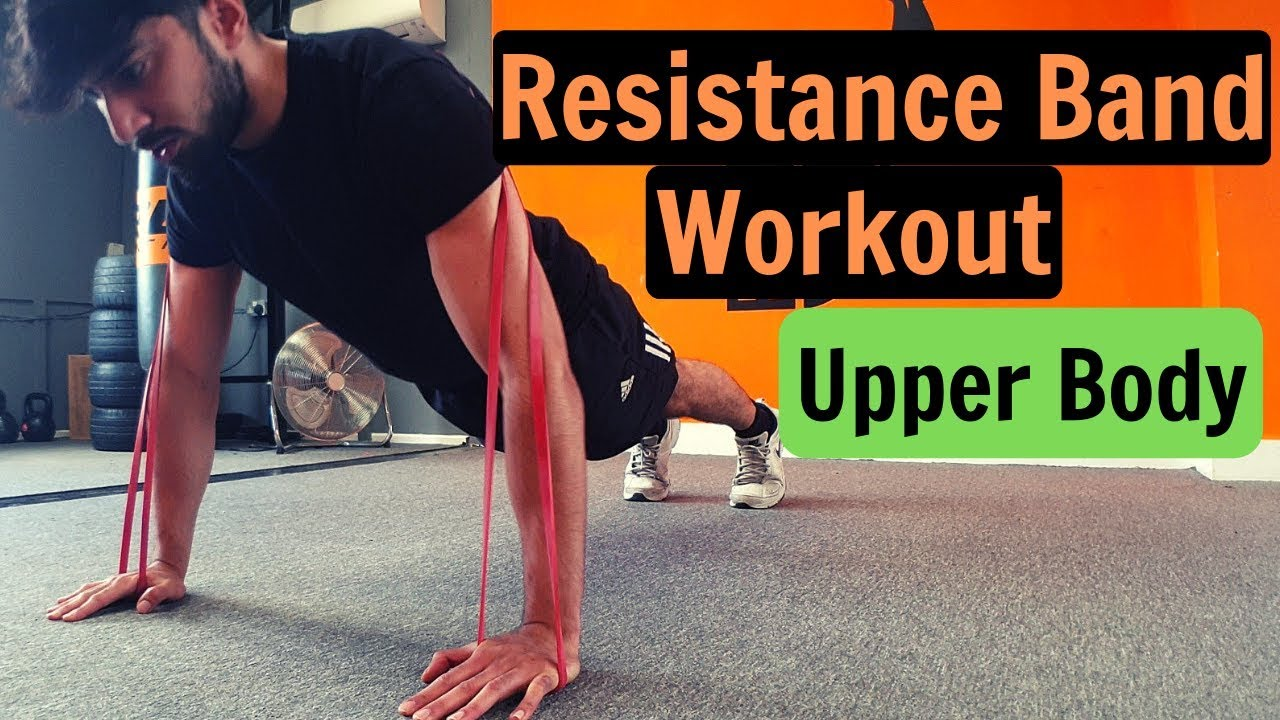 Resistance Band Workout Archives Men S Fitness Beat